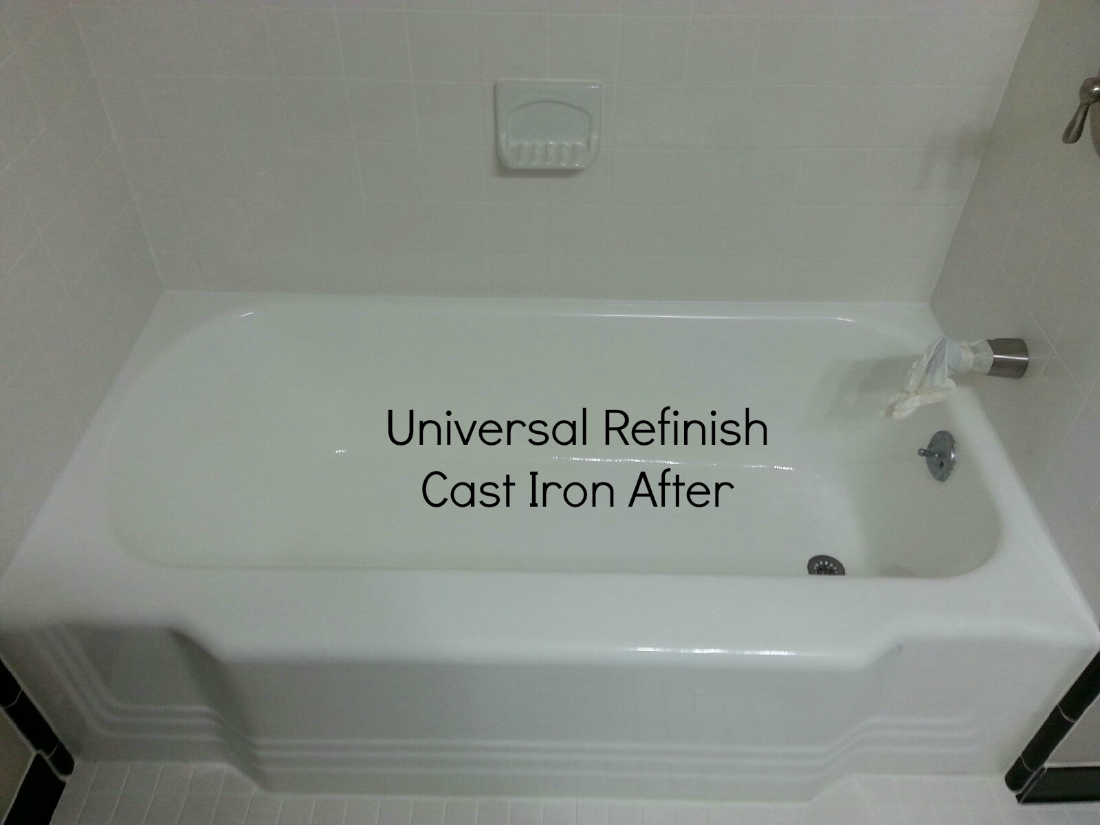 Cast Iron Tub Refinish After