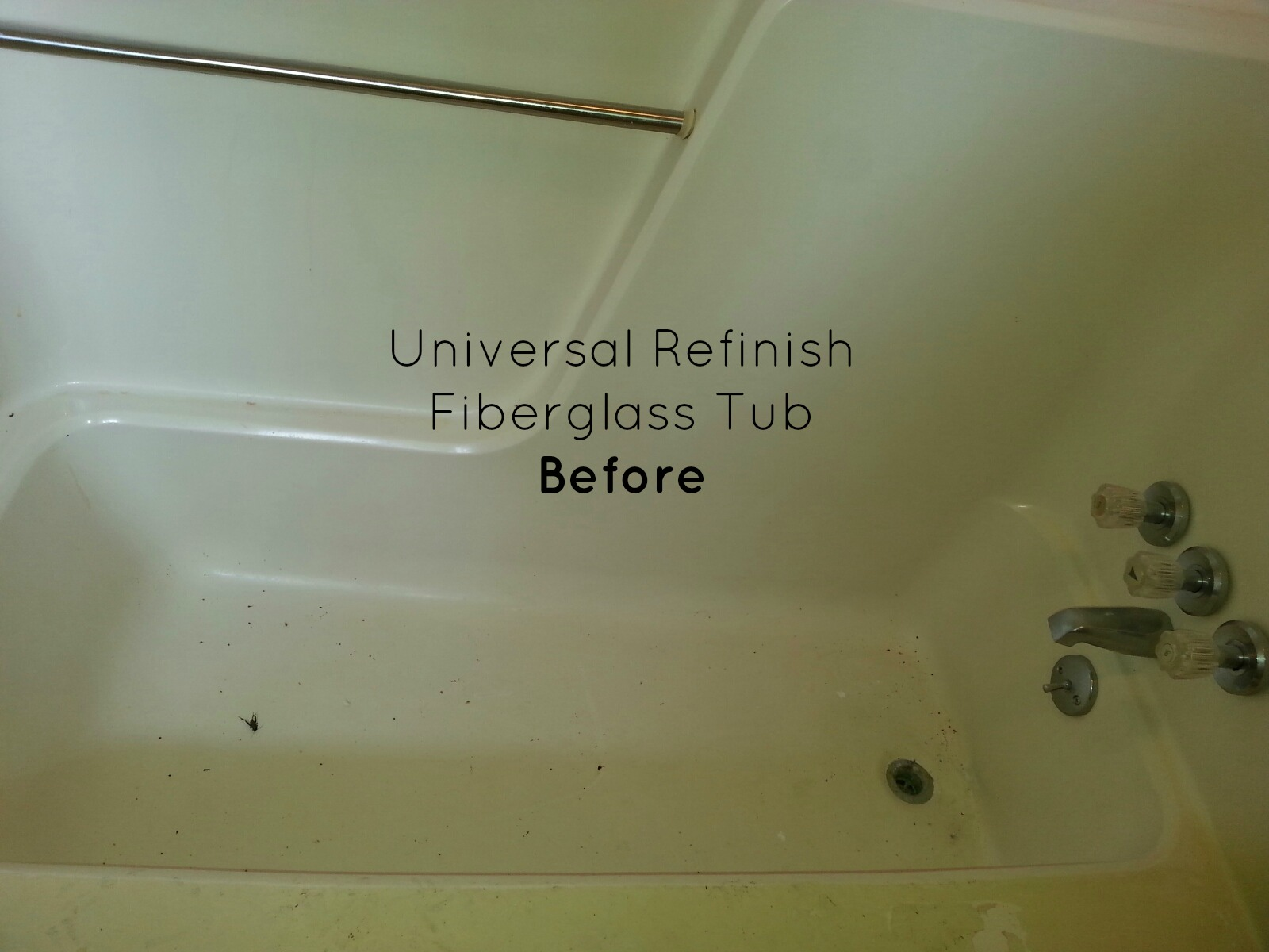 Refinishing Fiberglass Bathtub - Bathtub Ideas