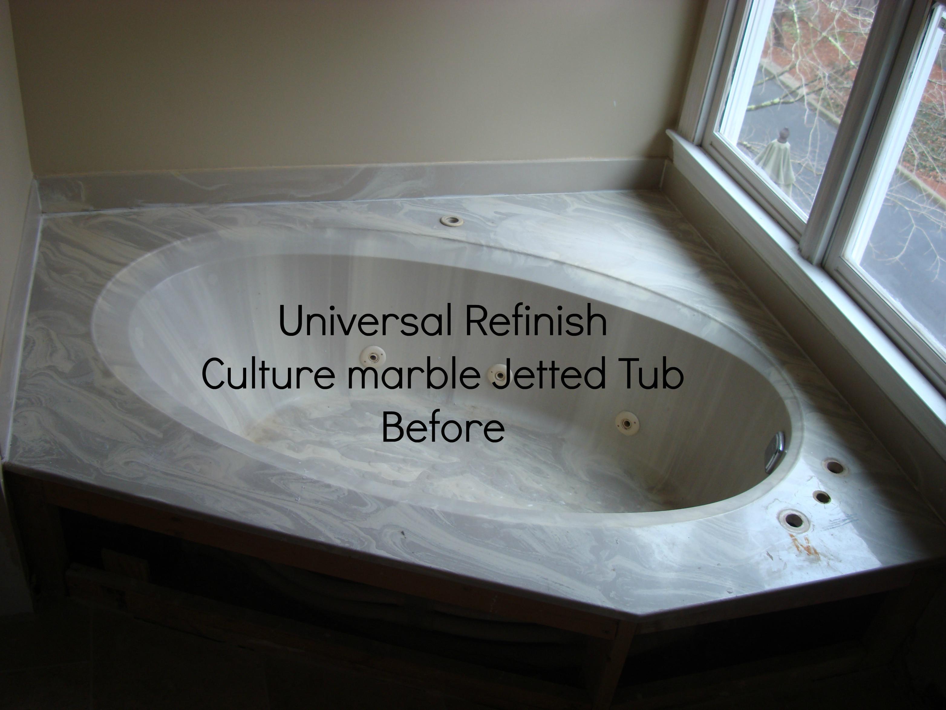 Attractive Universal Refinish