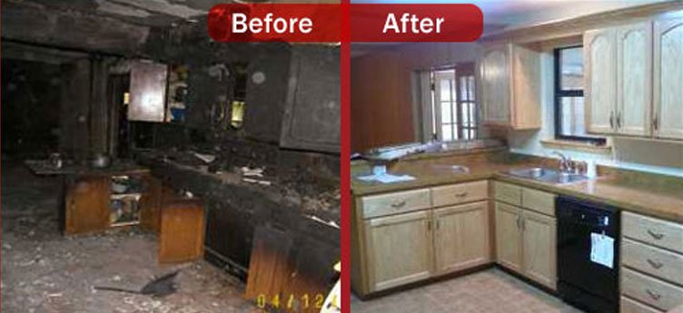 fire smoke damage restoration