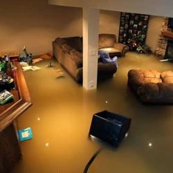 Lawrenceville Basement flood
